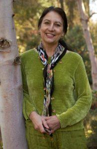 16-17 Artist Sandra Dean (for program book)